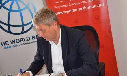 Нов грант од Светска банка за Општина Кочани – 10,6 милиони денари за регулација на дел од коритото на Кочанска Река