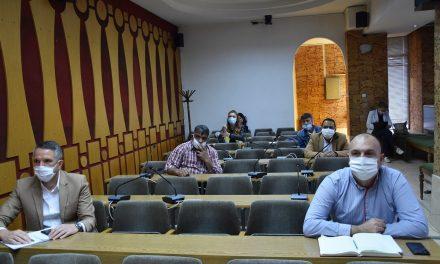 Средба на градоначалникот Илијев со претставници на ромски здруженија