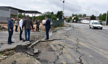 Невремето во Кочани поплави дваесетина индустриски објекти и домови – службите ги расчистуваат последиците