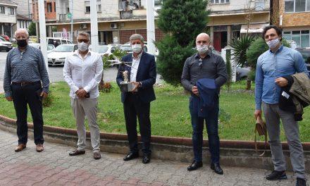 Ротари клубот Кочани-Виница со идеја за нов споменик во централното градско подрачје