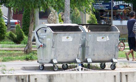Изнесувањето на комуналниот отпад – во попладневните и вечерните часови
