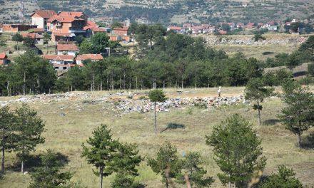 Градската депонија е единственото легално место за одлагање на отпадот