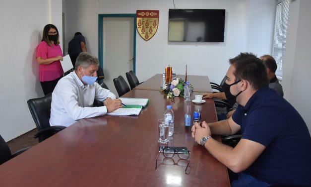 Потпишан договорот за проектот за регулација на Кочанска Река