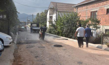 """Се асфалтира улицата """"Карпошово востание"""""""