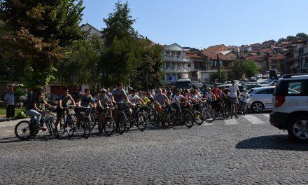 Повик за вклучување во велосипедската прошетка низ Кочанско