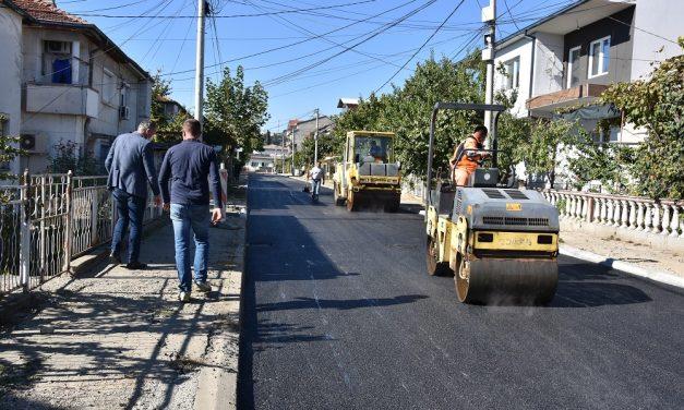 """Завршува реконструкцијата на улицата """"Плачковица"""""""