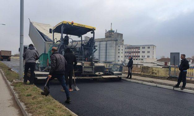 """Преку жалби и поплаки јавноста може да се искаже за проектот за рехабилитација на левиот коловоз од булеварот """"Тодосија Паунов"""""""