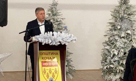 Годишно обраќање на градоначалникот Илијев пред Советот на Општина Кочани: Претстојната 2021 година ќе ја посветиме на нови значајни инвестиции