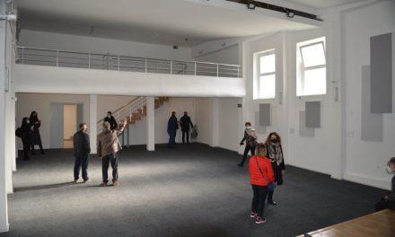 Технички прием на реконструираниот Мултикултурниот центар – следува внатрешно уредување и климатизација