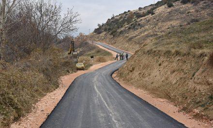 Заврши асфалтирањето на патот од Оризари до Добра Вода