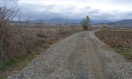 Со подобрување на полските патишта до добра земјоделска пракса и поздрава животна средина