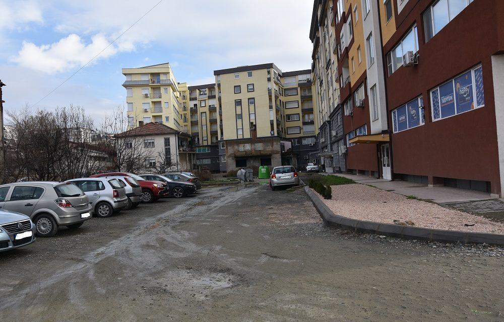 Претстои асфалтирање на станбена и пристапна улица во централното градско подрачје