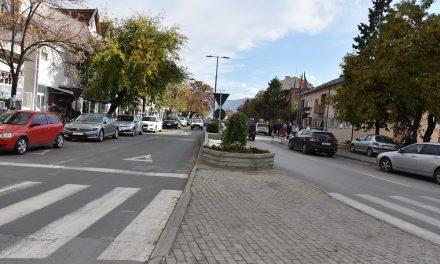 """На 23 февруари – изменет режим на сообраќајот на дел од улицата """"Тодосија Паунов"""""""