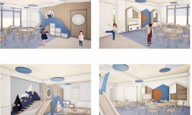 Во тек е јавната набавка за внатрешно уредување на новата градинка во Кочани