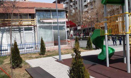 Почна пролетната акција за озеленување на Кочани