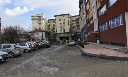 """Почнуваат градежните работи за асфалтирање на """"Станбена улица"""" бр. 1"""