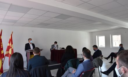 Панел-дискусија во Кочани за Планот за борба против корупцијата