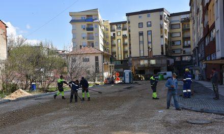Се асфалтира Станбената улица во централното градско подрачје