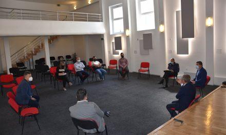 Анализа на актуелната состојба во населбата Драчевик – претставници на жителите на состанок со градоначалникот Илијев и со надлежните институции