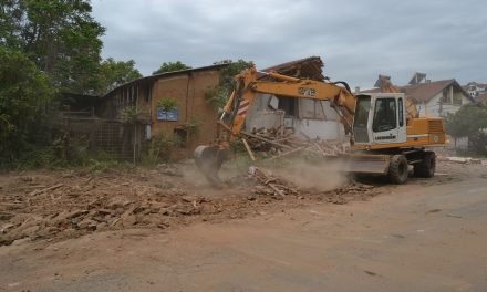 """Централното градско подрачје во Кочани го менува ликот – се подготвува терен за изградба на втората коловозна лента на """"Стево Теодосиевски"""""""