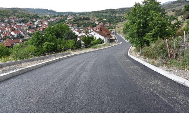 """Асфалтирана улицата """"Кирил и Методи"""" во Кочани"""