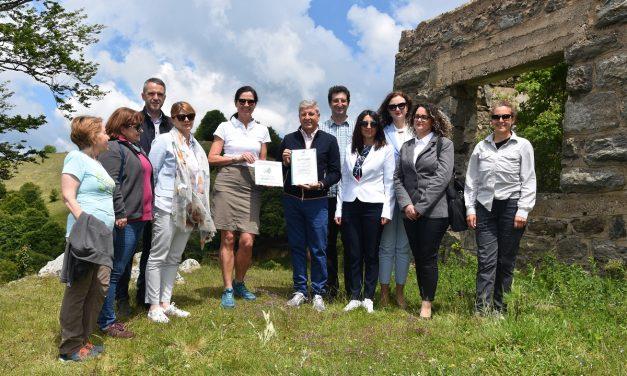 Општина Кочани ја доби наградата за зачувување на животната средина – Европски зелен појас