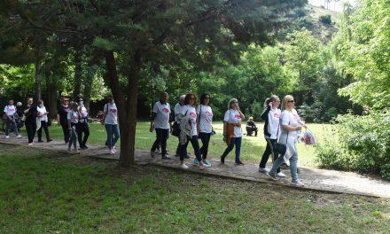 Физичката активност е извор на добро здравје – организирана прошетка до излетничкото место Гоцева Шума