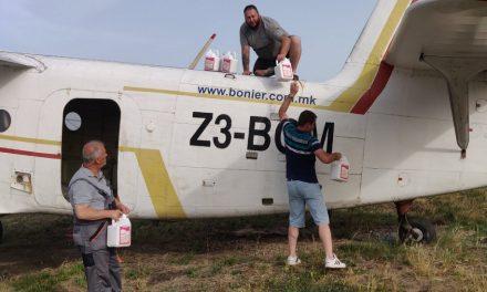 На 29 и 30 јули – прскање против комарци во Кочанско