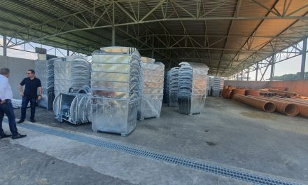 Испорачан дел од новите контејнери – почнува селекција на отпадот во Кочани