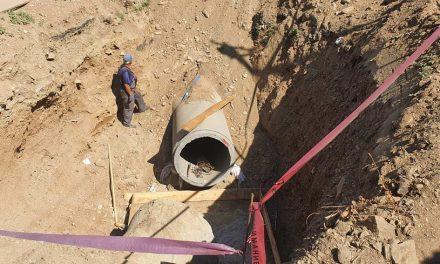 Се канализира Кочански Дол – се гради дел од колекторот за поврзување со Пречистителната станица