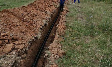 Нова водоводна линија за жителите од високата зона на Оризари