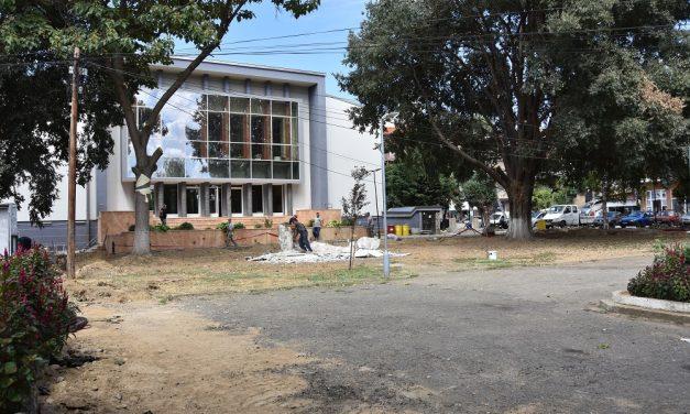 Градскиот парк го менува изгледот – реконструкцијата продолжува