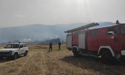 Регистрирани нови обиди за опожарување во Кочанско – градоначалникот Илијев повикува на одговорно и совесно однесување