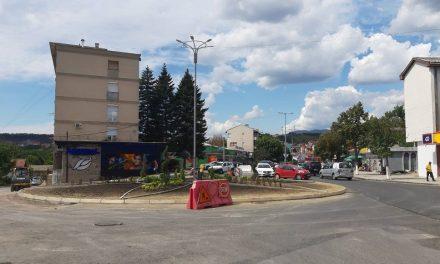 """Од 2 до 4 септември – затворен за сообраќај десниот коловоз на """"Тодосија Паунов"""" на потегот од Полицијата до Шумското стопанство"""
