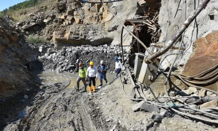 Се гради опточниот тунел за браната Речани – градежните работи се одвиваат во континуитет