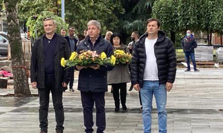 Честит 11 Октомври – Денот на востанието на македонскиот народ